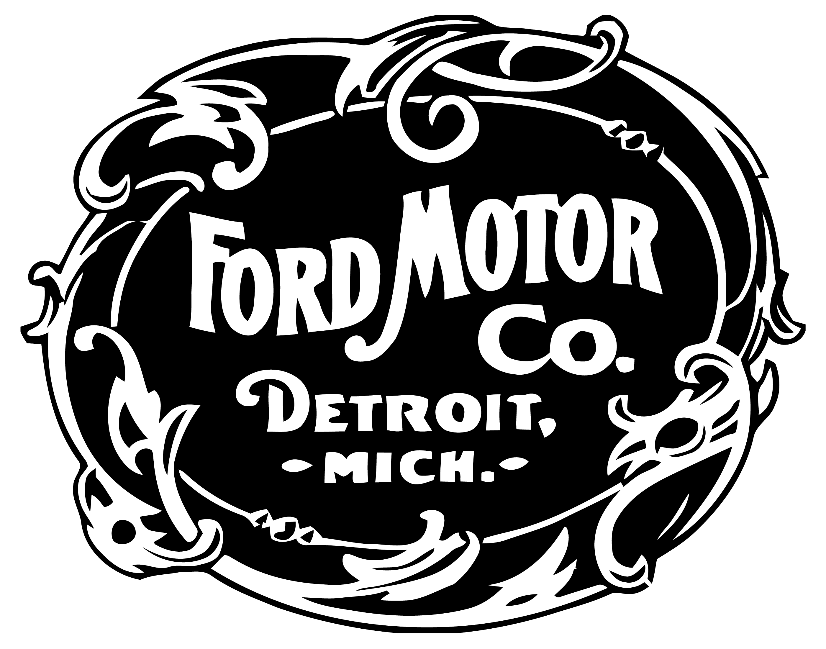 Ford Logo, Png, Meaning