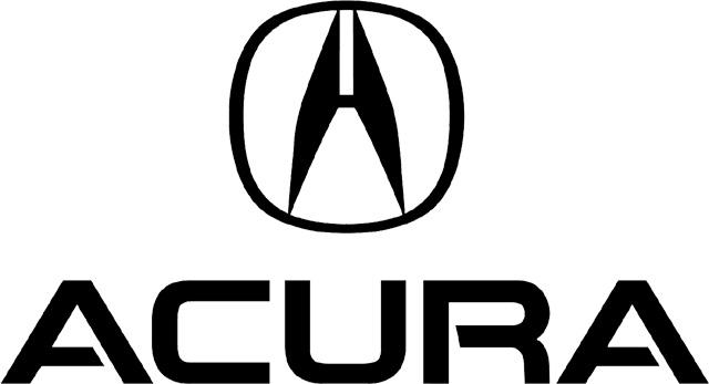 Acura Symbol 1990(black) 1920x1080 HD png