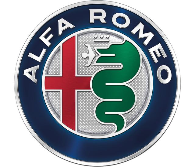 Alfa Romeo logo (2015-Present) 1920x1080 HD png