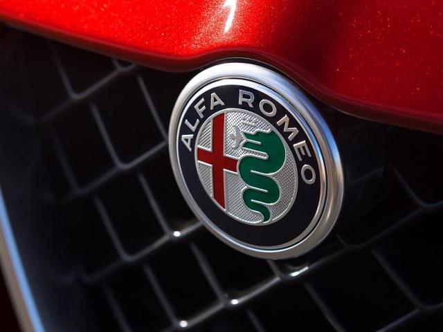 Alfa Romeo Logo 640x480