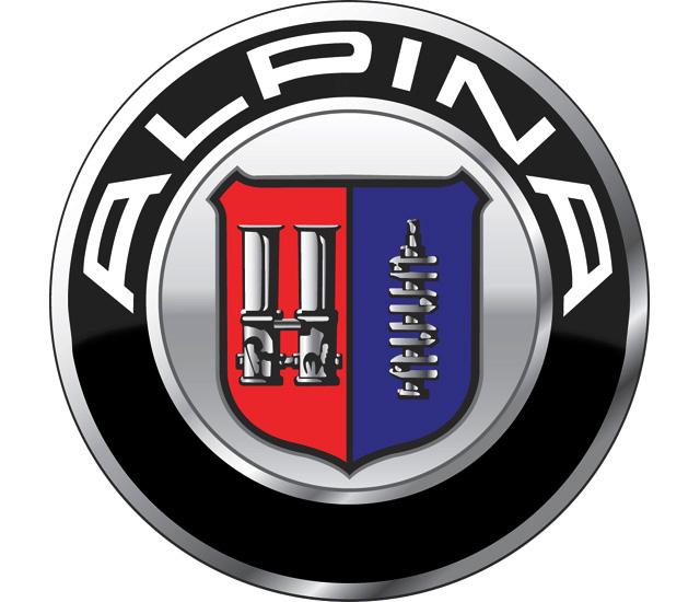 Alpina logo 2560x1440 HD Png
