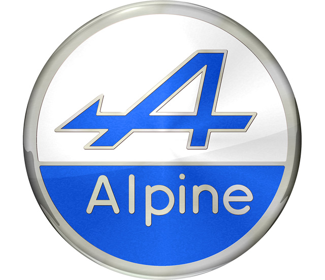 Alpine Emblem 1920x1080 HD Png