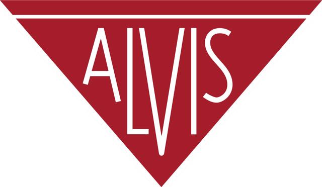 Alvis Logo (Present) 1440x900 HD Png