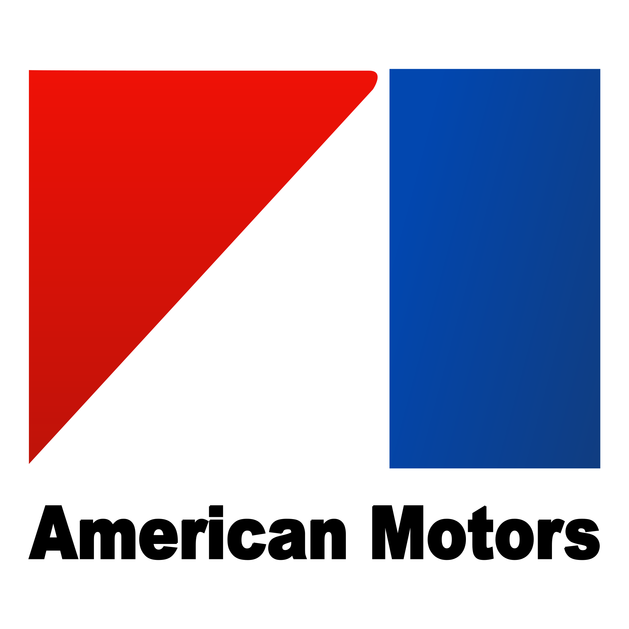 American Motors AMC Logo HD Png Information