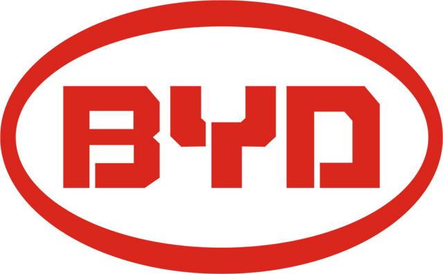 BYD Logo (2007-Present) 2560x1440 HD png