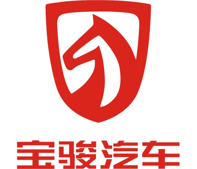 Baojun symbol (red) 2560x1440 HD png