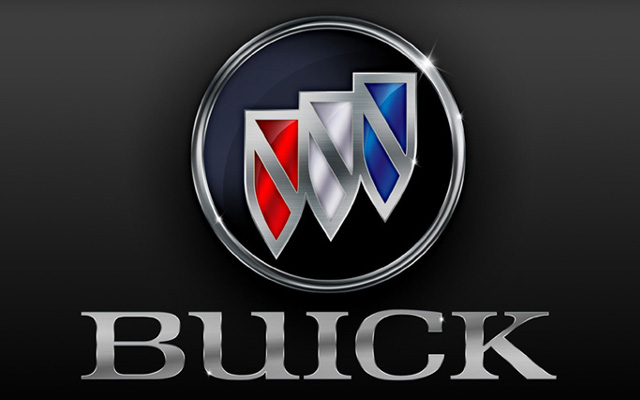 Buick Logo X on 1980 Buick Lesabre