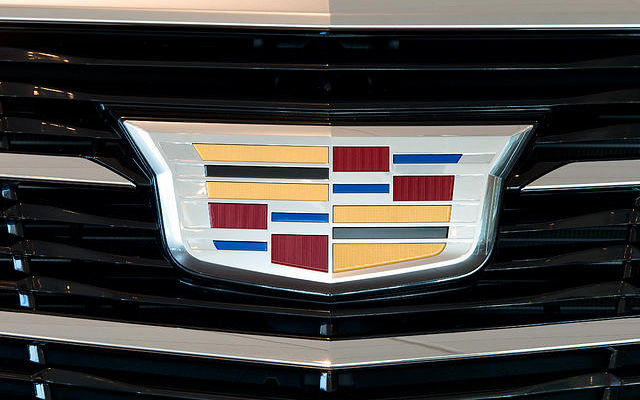 Cadillac logo 640x400