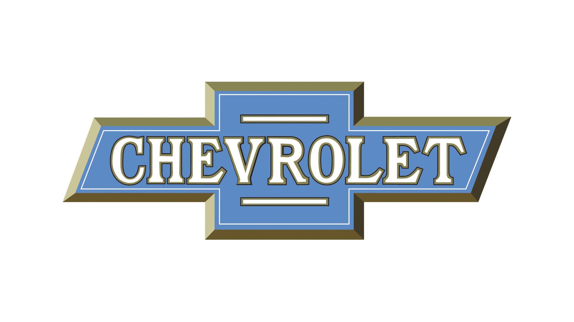 Chevrolet logo 1913 1920x1080