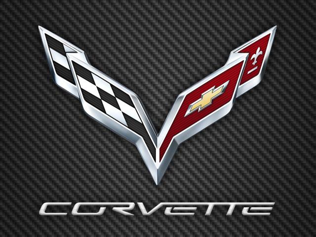 Corvette Symbol 640x480