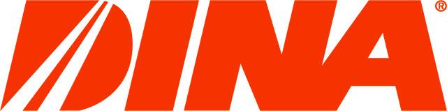 DINA logo (Present) 1366x768 HD Png