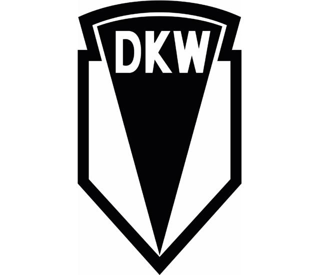 DKW Logo (black) 2048x2048 HD Png