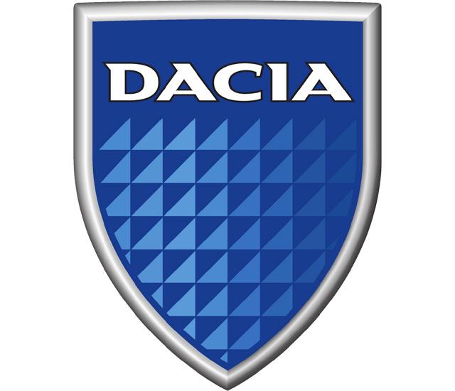 Dacia Logo (2003) 2560x1440 HD Png