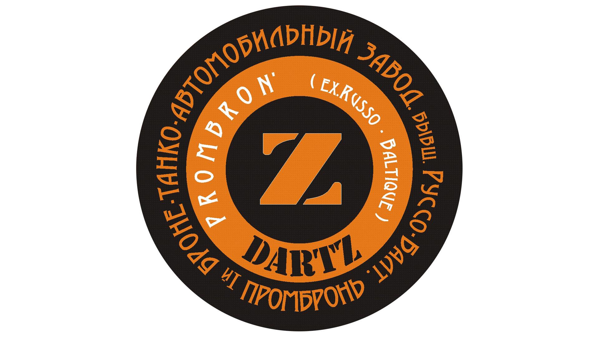 Car Brands Starting With L >> Dartz Logo, Information | Carlogos.org