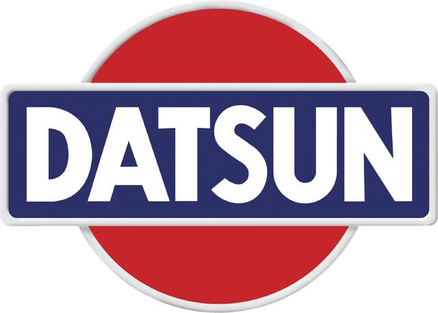 Datsun Logo (1935) 3840x2160 HD png