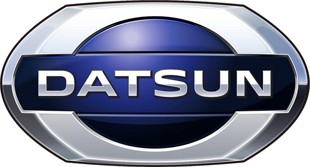 Datsun Logo (2013-Present) 2560x1440 HD png