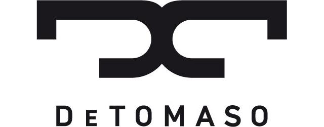 De Tomaso Logo (2011-Present) 640x251 Png