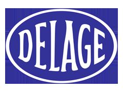Delage logo