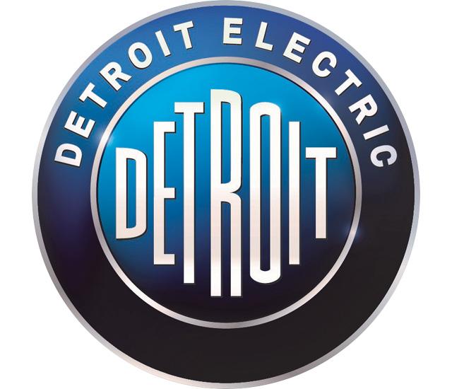 Detroit Electric Logo (Present) 1920x1080 HD Png