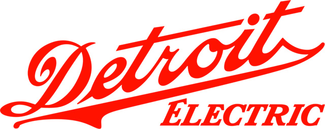 Detroit Electric Text Logo (old) 1920x1080 HD Png