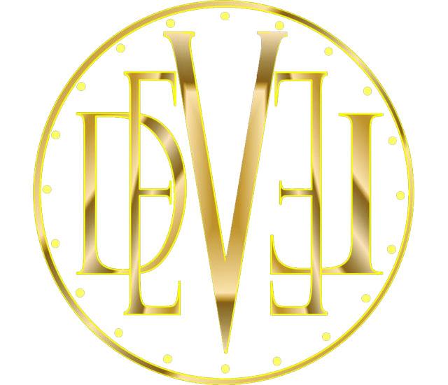 Devel Sixteen logo (Present) 1920x1080 HD png