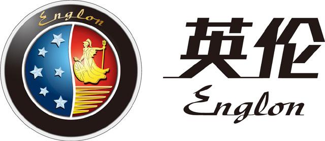 Englon Emblem & Text Logo 1366x768