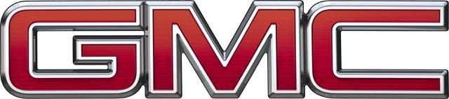 GMC logo (3800x1000) HD Png