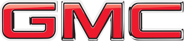 GMC logo (Present) 2200x600 HD png