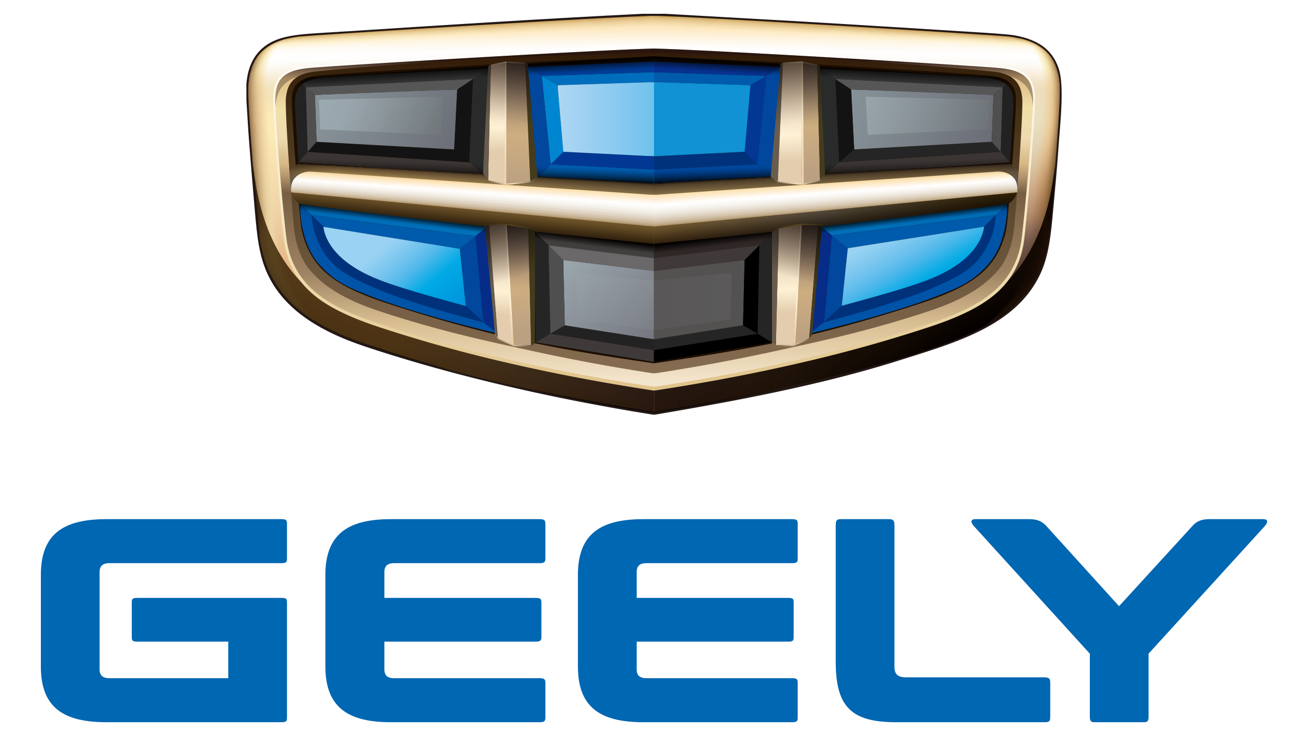 Volvo Logo 2017 Png >> Geely Logo, HD Png, Meaning, Information | Carlogos.org