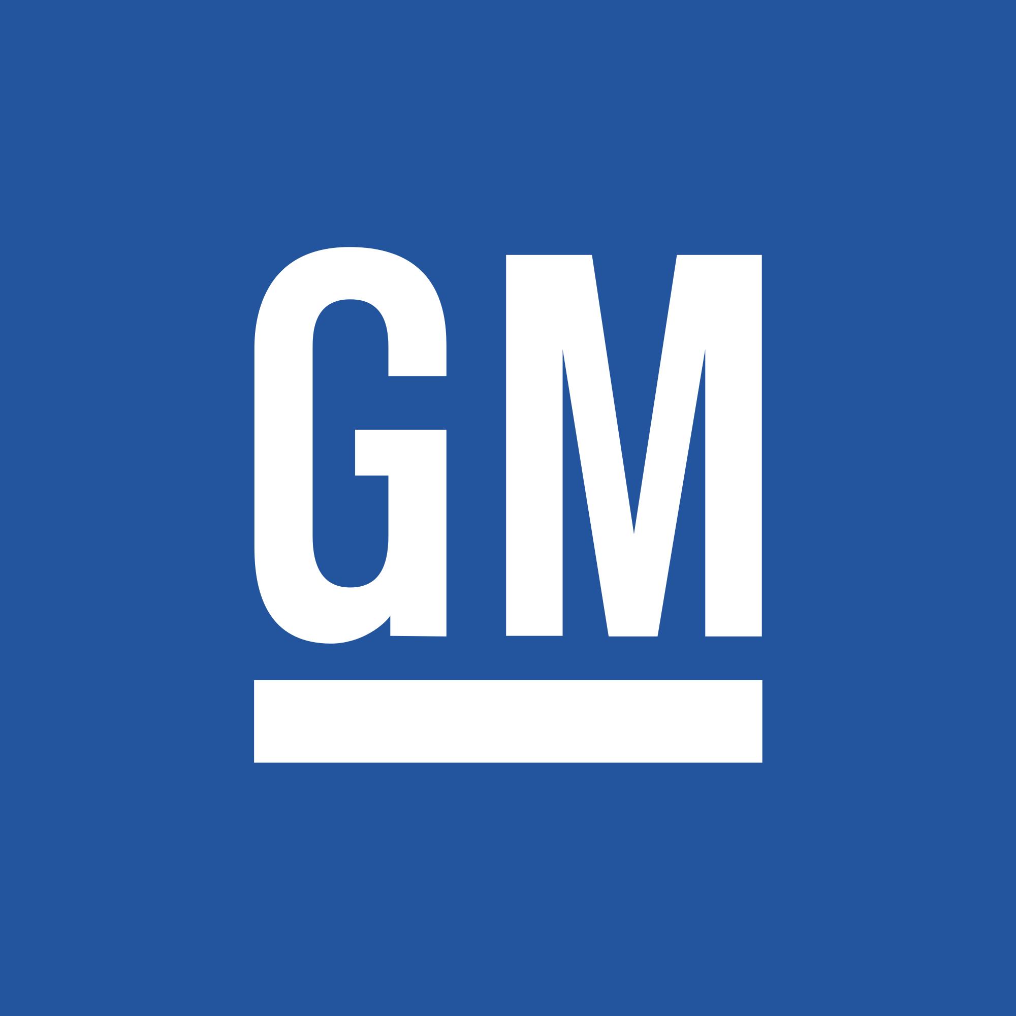 General Motors Logo (old) 2000x2000 HD png