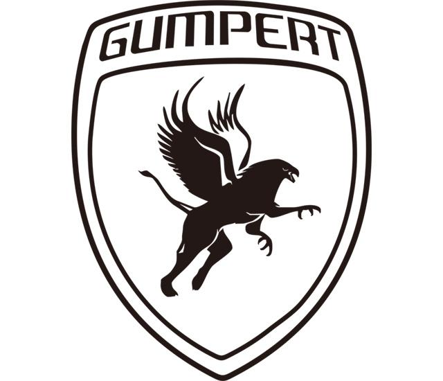 Gumpert Symbol (black) 2560x1440 HD png