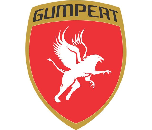 Gumpert Symbol (red) 2560x1440 HD png
