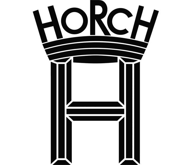 Horch logo (black) 1920x1080 HD png