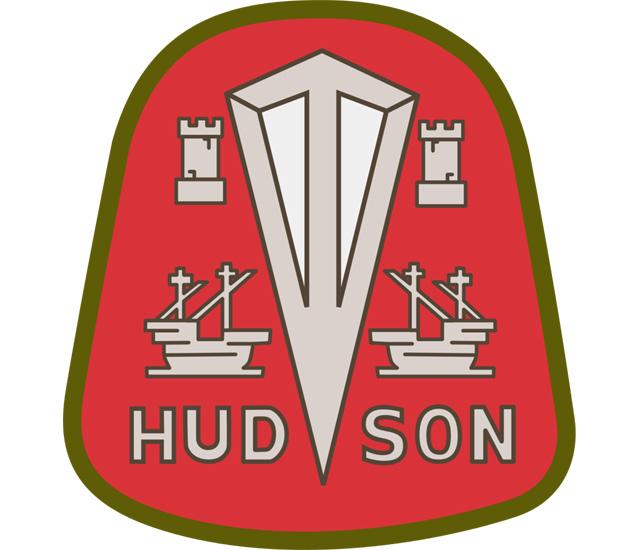 Hudson Logo 2560x1440 HD Png