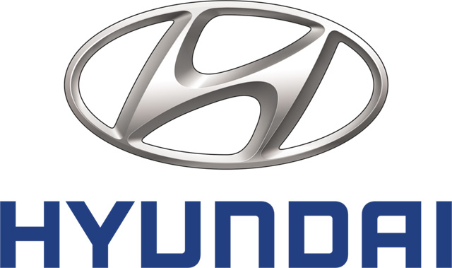Hyundai Logo (Grey) 2560x1440 HD png