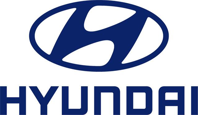 Hyundai Symbol (Blue) 2560x1440 HD png