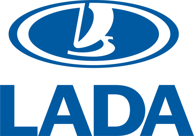 Lada Logo (blue) 1366x768 HD png