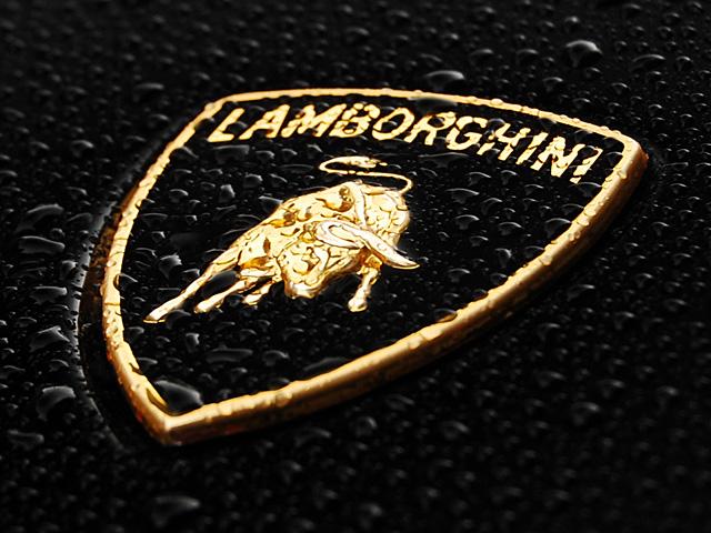 Lamborghini Logo 640x480