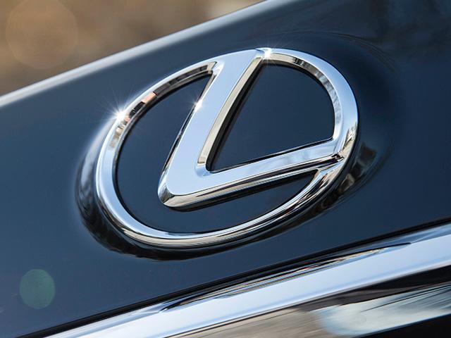 Lexus Emblem 640x480