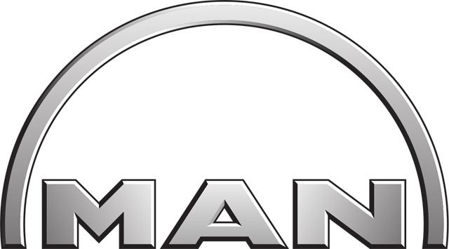 MAN logo (Present) 1920x1080 HD Png