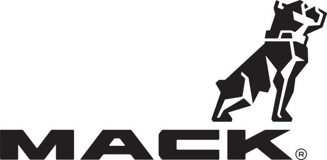 Mack logo (2014-Present) 6000x3000 HD png