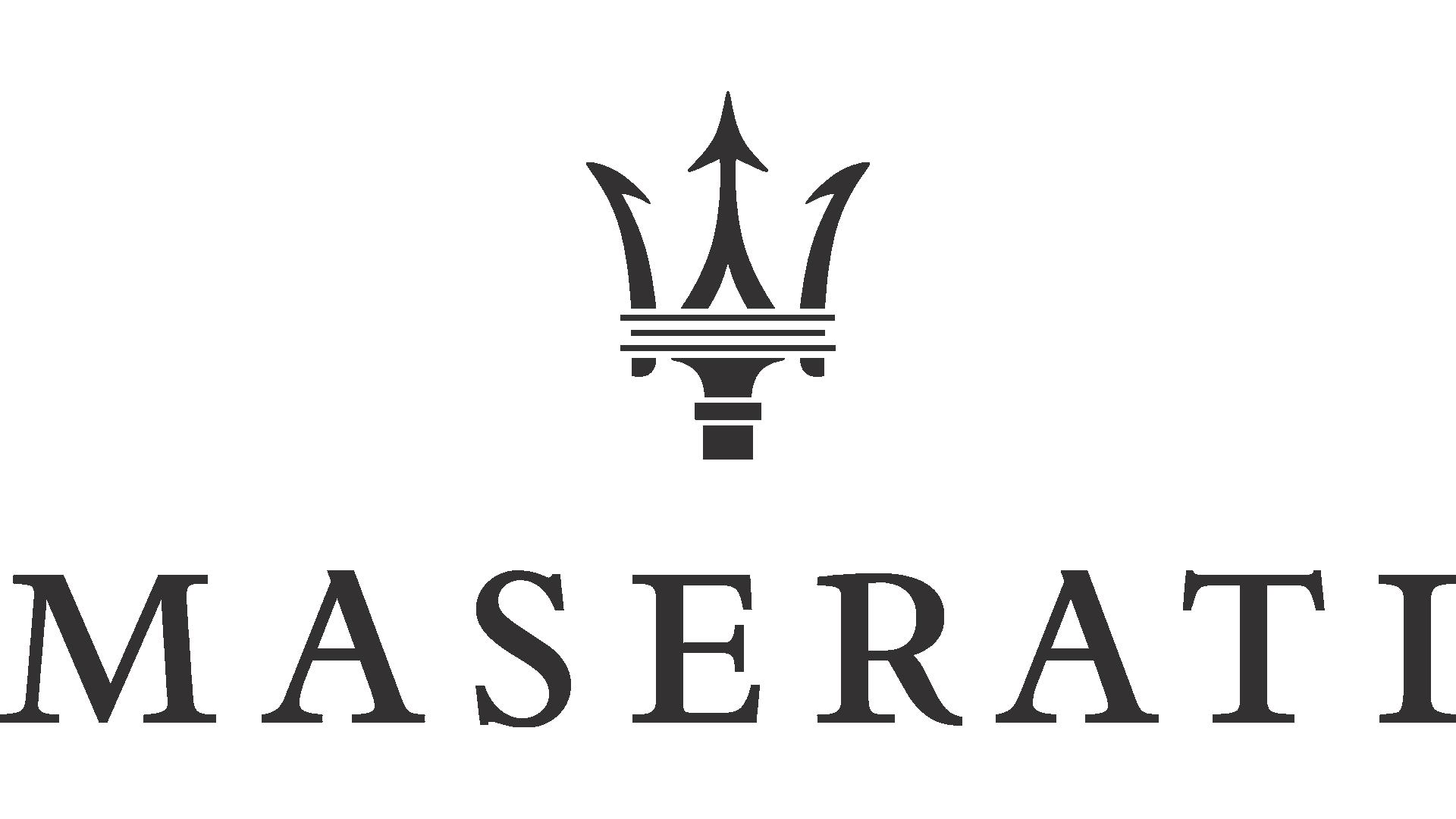 Maserati Logo (Present) 1920x1080 HD png