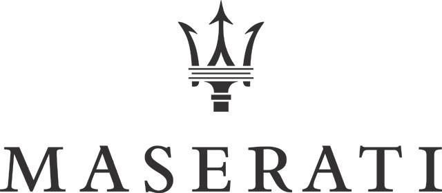 Maserati logo (black) 1920x1080 HD png
