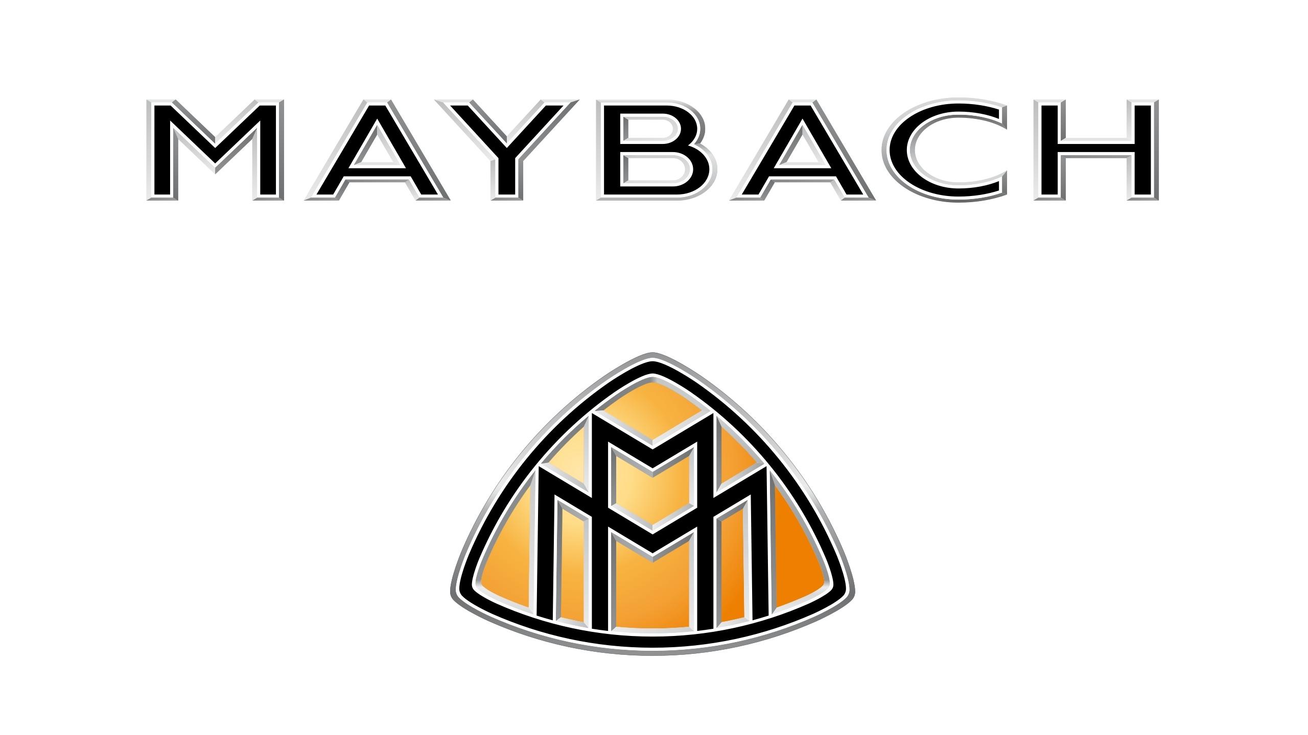 maybach logo hd png meaning information carlogosorg