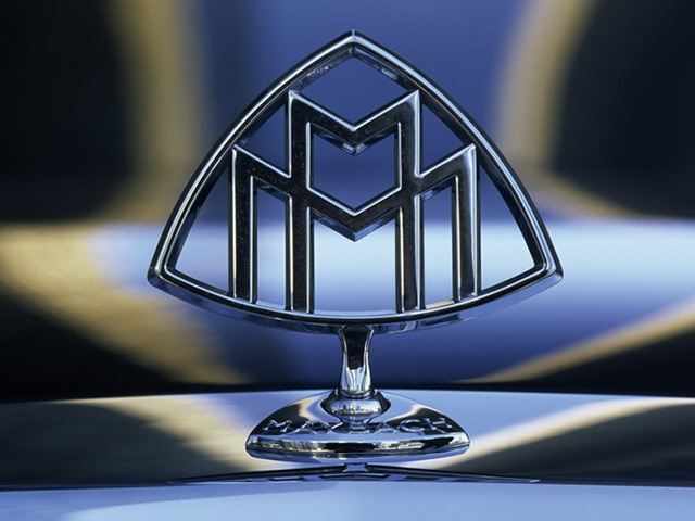 Maybach Logo 640x480