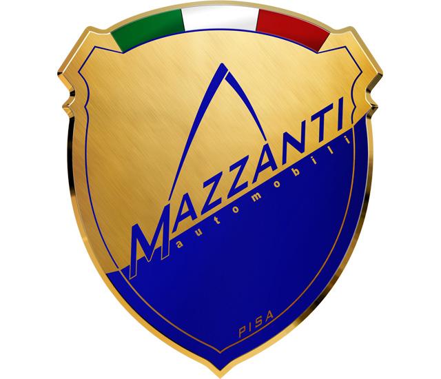 Mazzanti Automobili logo (2016) 2048x2048 HD png