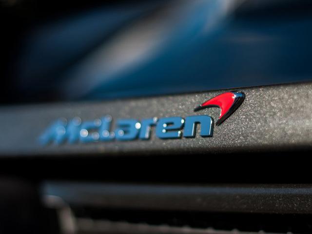 McLaren Emblem 640x480