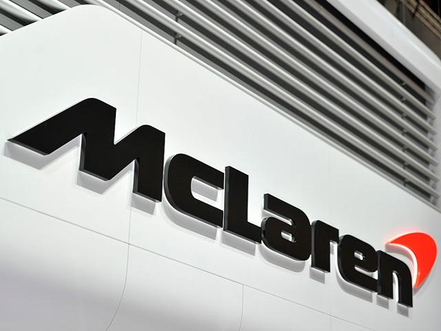 McLaren Symbol 640x480