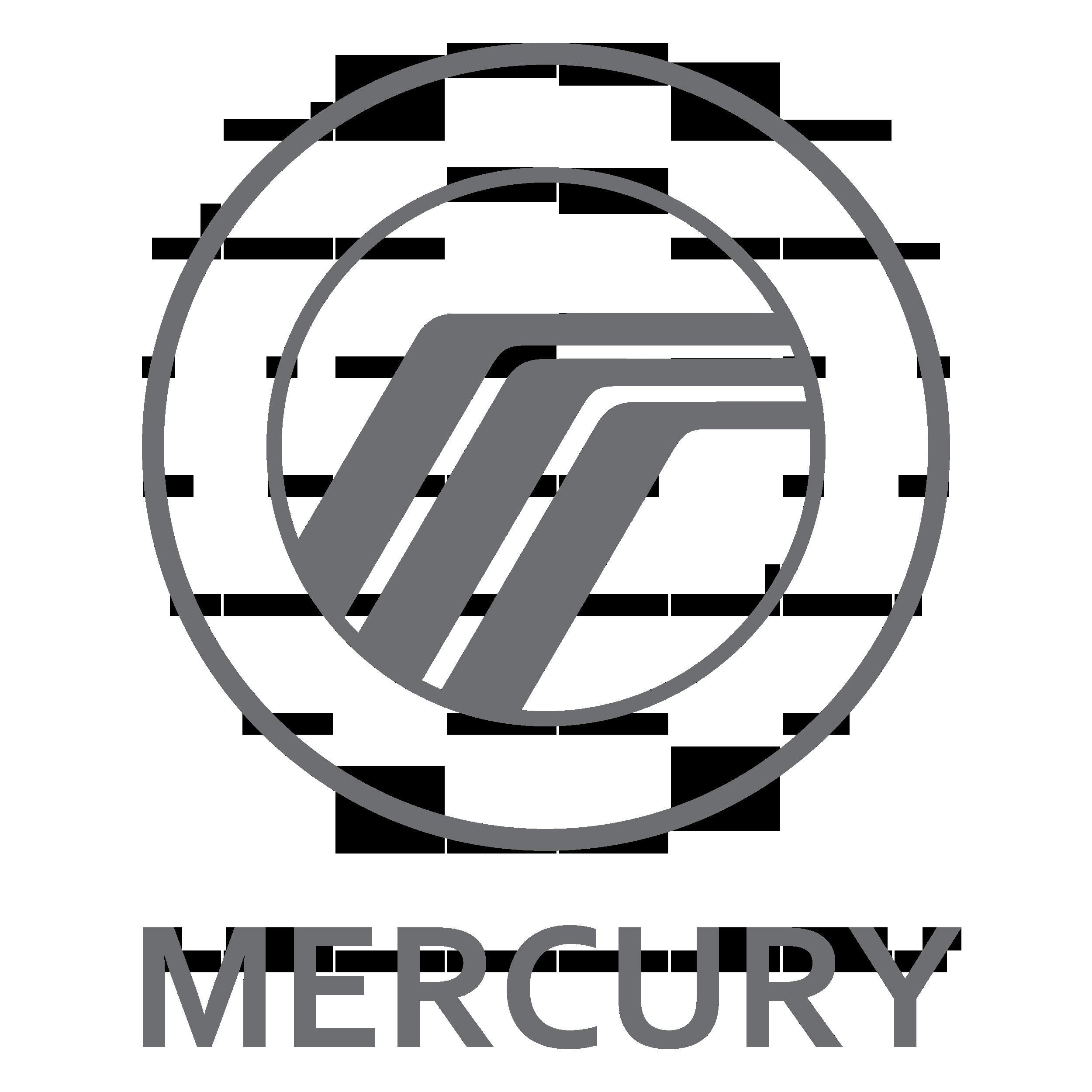 mercury logo hd png meaning information carlogosorg