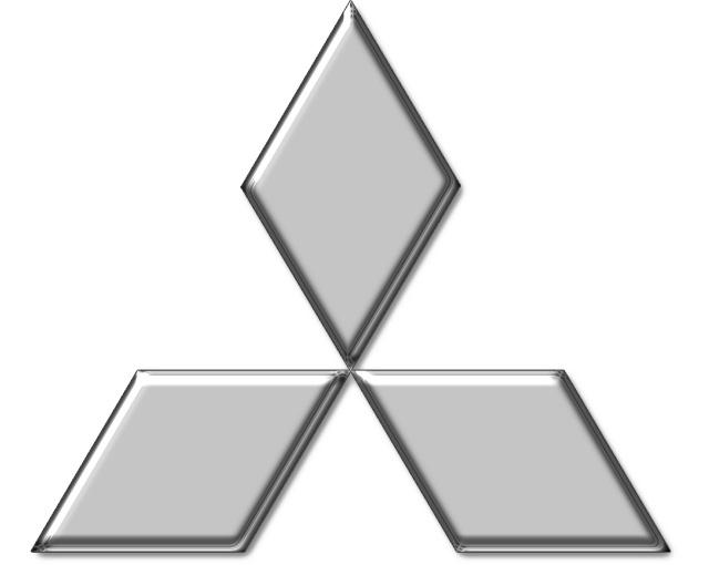 Mitsubishi Emblem 1024x768 HD png